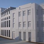 Tartu Lutsu raamatukogu võistlustöö « Arhitektuuribüroo Studio 3